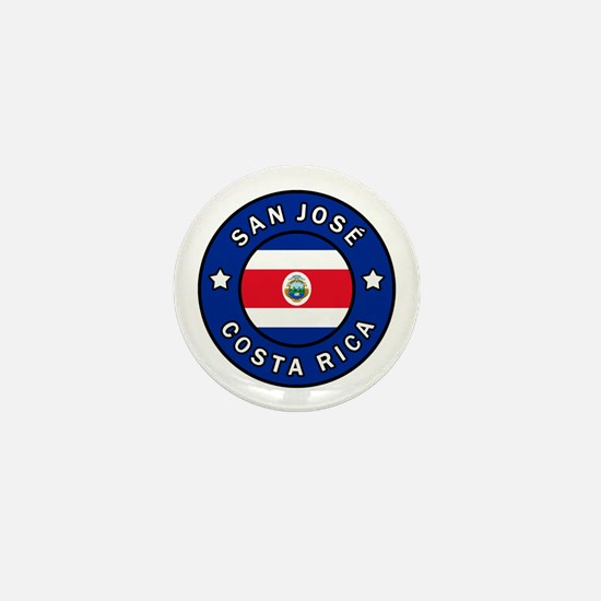 Funny San jose Mini Button