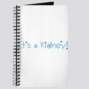 Its a Kidney! (blue) Journal