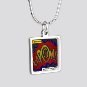 I have 3 kidneys. Whats your superpower? Necklaces