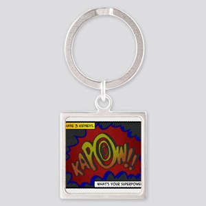I have 3 kidneys. Whats your superpower? Keychains