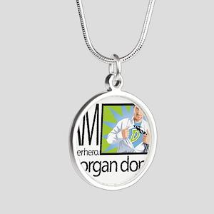 I am a superhero. I am an organ donor. Necklaces