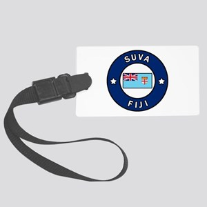 Suva Fiji Large Luggage Tag
