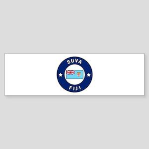 Suva Fiji Bumper Sticker