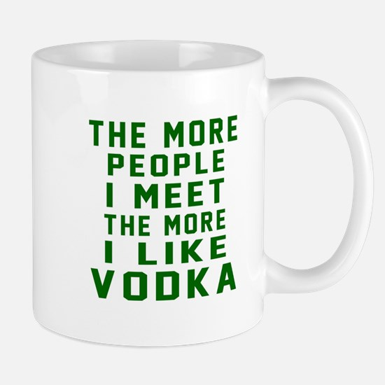 I Like Vodka Mug