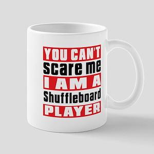 I Am Shuffleboard Player Mug