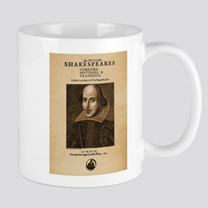 first_folio-16x20-ipad2 Stainless Steel Travel Mug