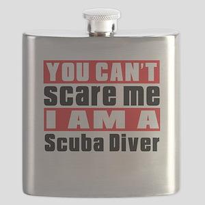 I Am Scuba Diving Player Flask