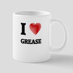 I love Grease Mugs