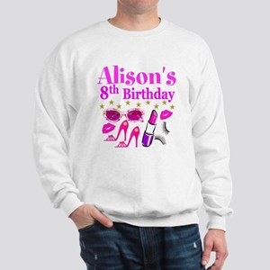 HAPPY 8TH Sweatshirt