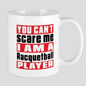 I Am Racquetball Player Mug