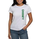 Greenify Women's T-Shirt