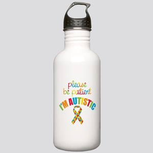 I'm Autistic Stainless Water Bottle 1.0L