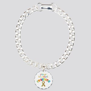 I'm Autistic Charm Bracelet, One Charm