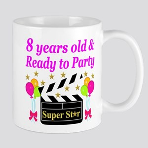 8TH BIRTHDAY Mug