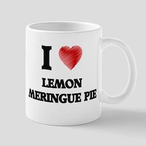 I love Lemon Meringue Pie Mugs