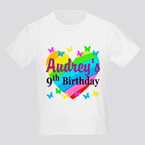 PERSONALIZED 9TH Kids Light T-Shirt