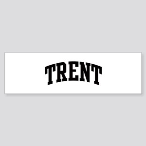 TRENT (curve) Bumper Sticker