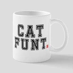 CAT FUNT! Mugs