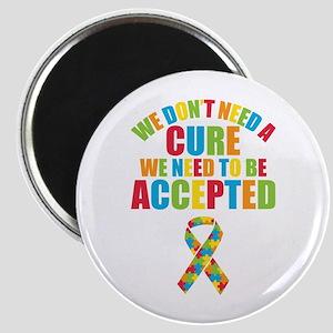Autism Acceptance Magnet
