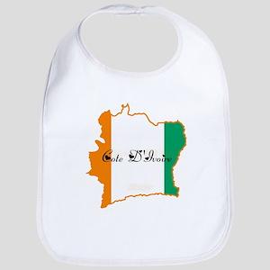 Cool Cote d'Ivoire Bib