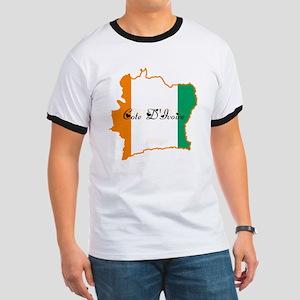 Cool Cote d'Ivoire Ringer T