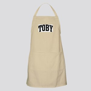 TOBY (curve) BBQ Apron