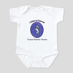Unicorn Crown Pastel Infant Bodysuit