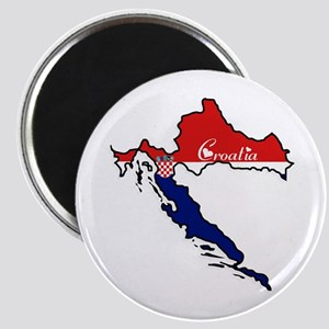 Cool Croatia Magnet