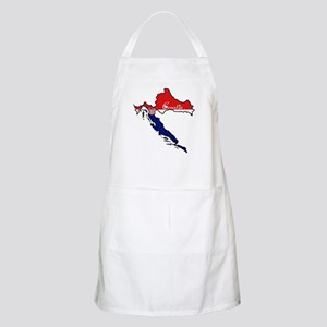 Cool Croatia BBQ Apron