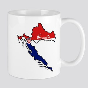 Cool Croatia Mug