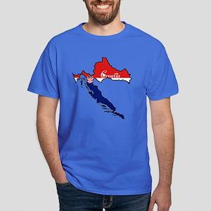 Cool Croatia Dark T-Shirt