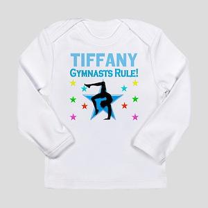 GYMNAST GIRL Long Sleeve Infant T-Shirt