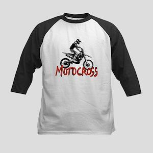 Motocross Baseball Jersey