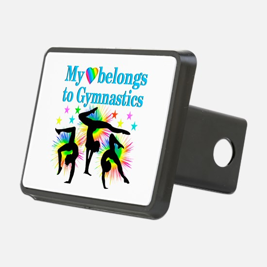 GYMNAST STAR Hitch Cover