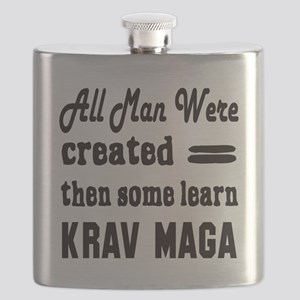 Some Learn Krav Maga Flask
