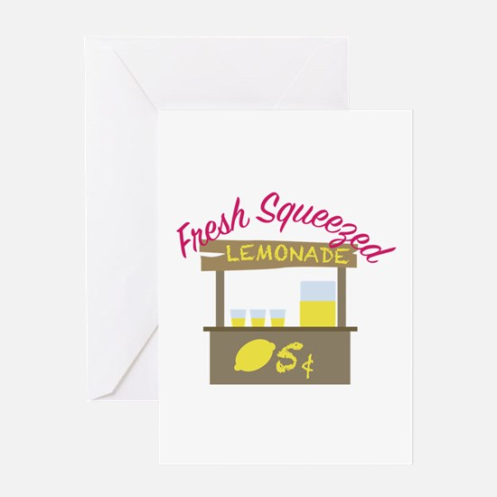 Fresh Squeezed Greeting Cards