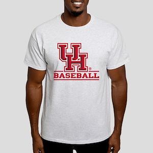 UH Baseball Light T-Shirt