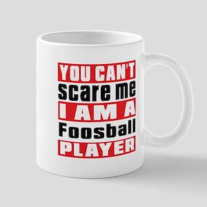 I Am Foosball Player Mug