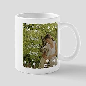Custom Pet Photo Mugs
