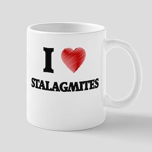 I love Stalagmites Mugs