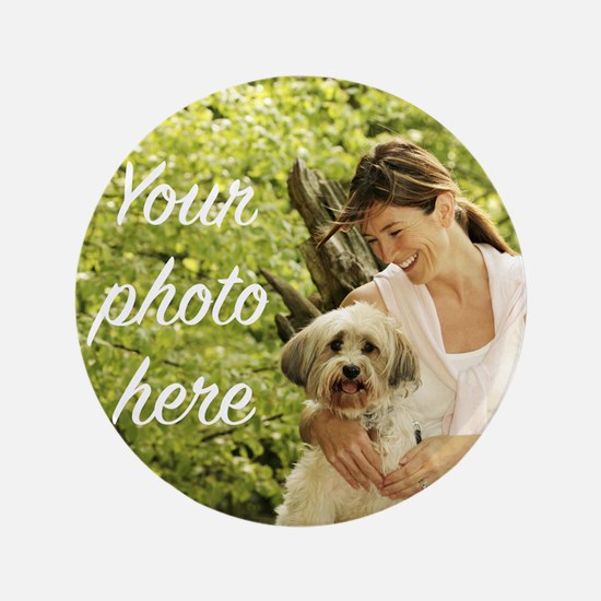 Your Photo Here Button