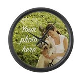 Pets Wall Clocks