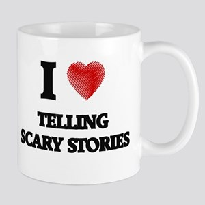I love Telling Scary Stories Mugs