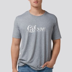 Gibson, Vintage Women's Dark T-Shirt