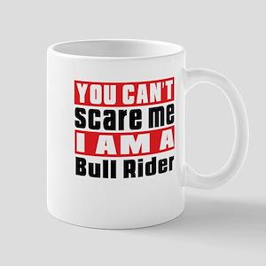 I Am Bull Riding Player Mug