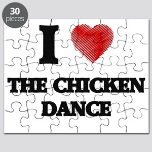 I love The Chicken Dance Puzzle