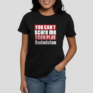 I Am Badminton Player Women's Dark T-Shirt