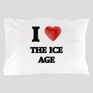 I love The Ice Age Pillow Case