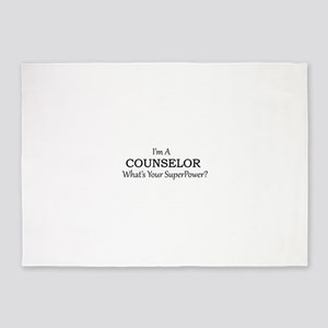 Counselor 5'x7'Area Rug