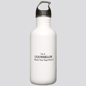 Counselor Stainless Water Bottle 1.0L
